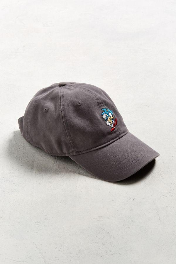 Sonic Dad Hat  d7da70e696e