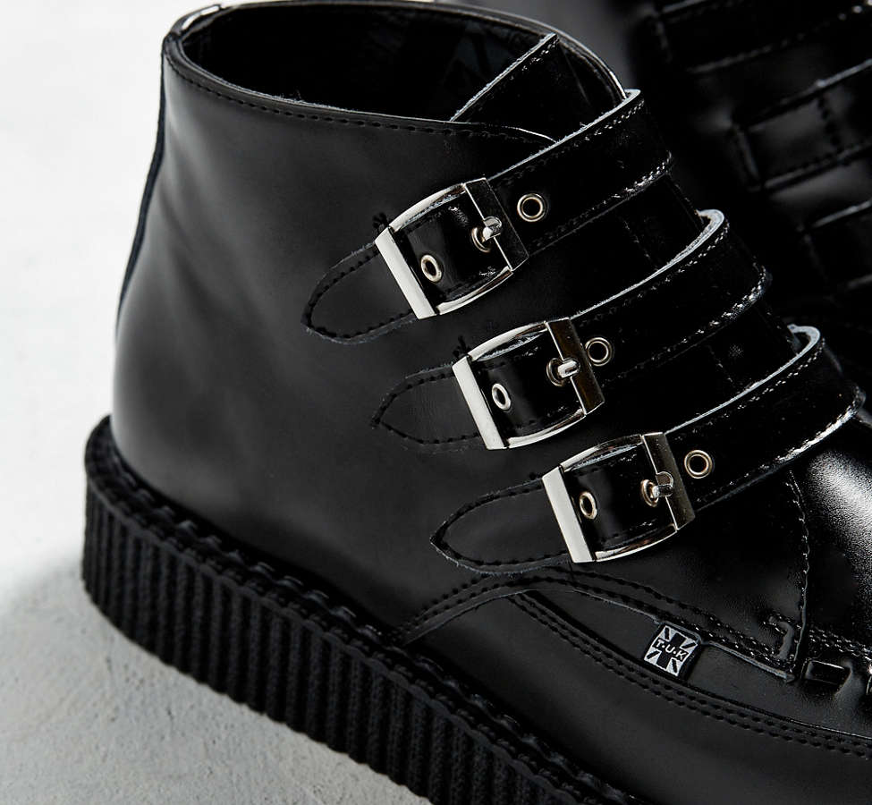 Slide View: 4: T.U.K. Buckled Strap Boot