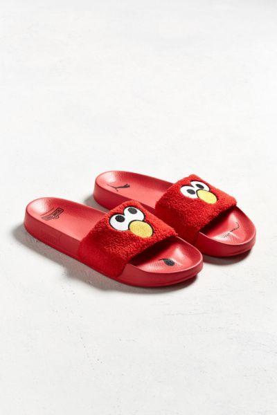 Puma X Sesame Street Slide Sandal