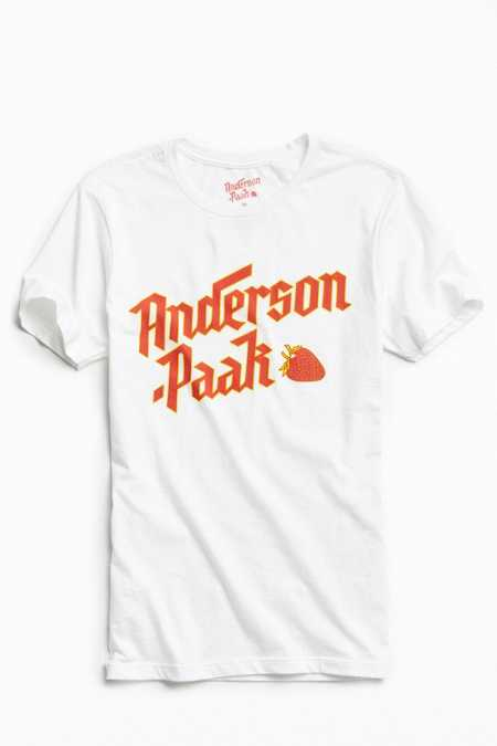 Anderson Paak Strawberry Tee