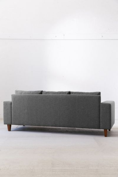 Percey Tweed Sofa Urban Outfitters