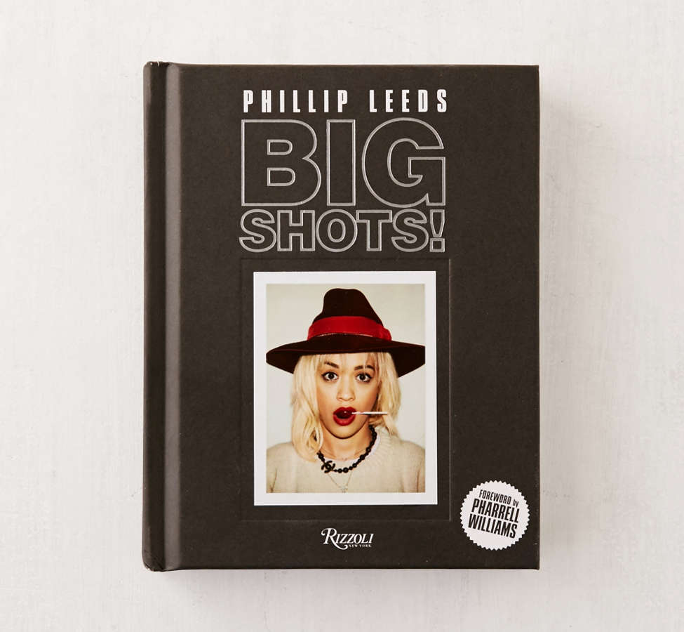 Slide View: 1: Big Shots!: Polaroids from the World of Hip-Hop and Fashion By Phillip Leeds