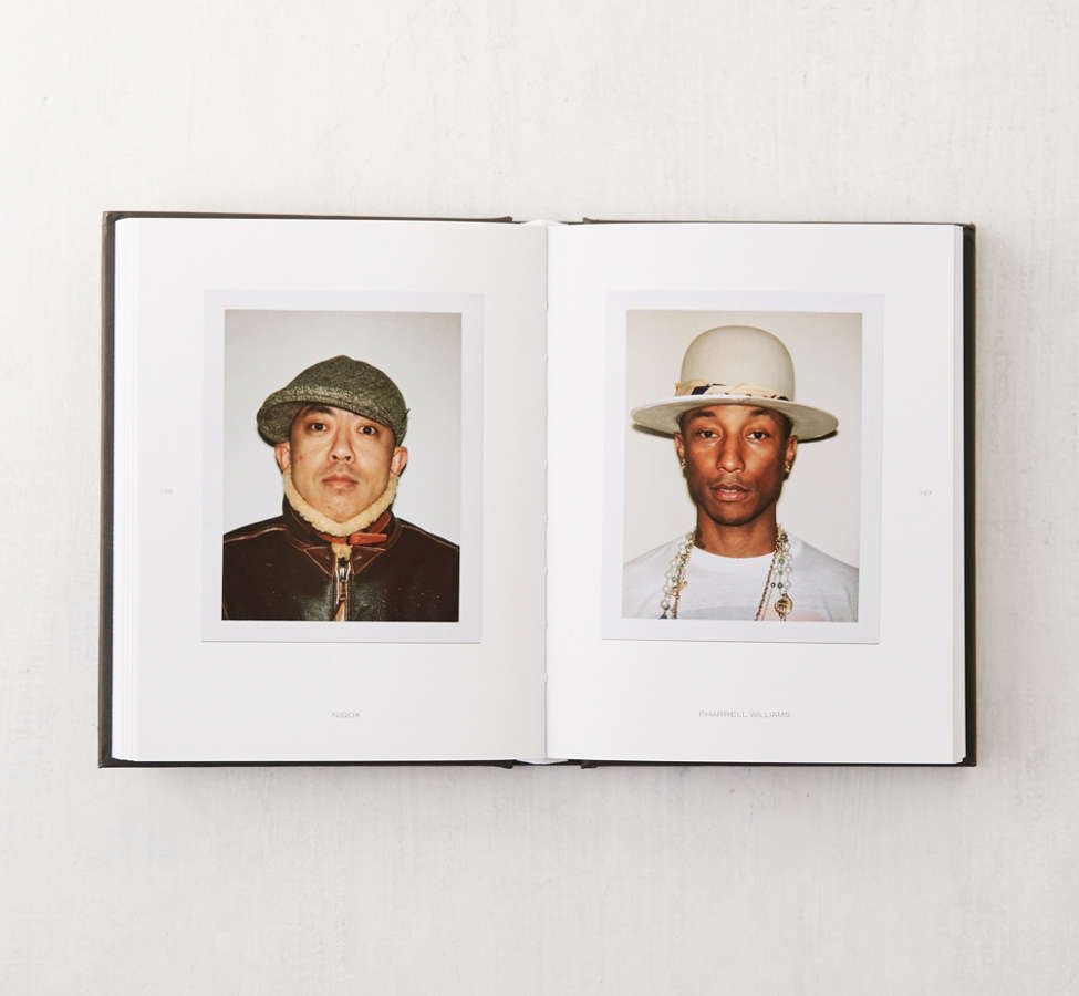 Slide View: 3: Big Shots!: Polaroids from the World of Hip-Hop and Fashion By Phillip Leeds