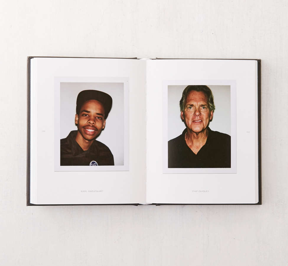 Slide View: 4: Big Shots!: Polaroids from the World of Hip-Hop and Fashion By Phillip Leeds