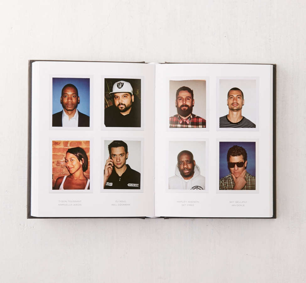 Slide View: 5: Big Shots!: Polaroids from the World of Hip-Hop and Fashion By Phillip Leeds