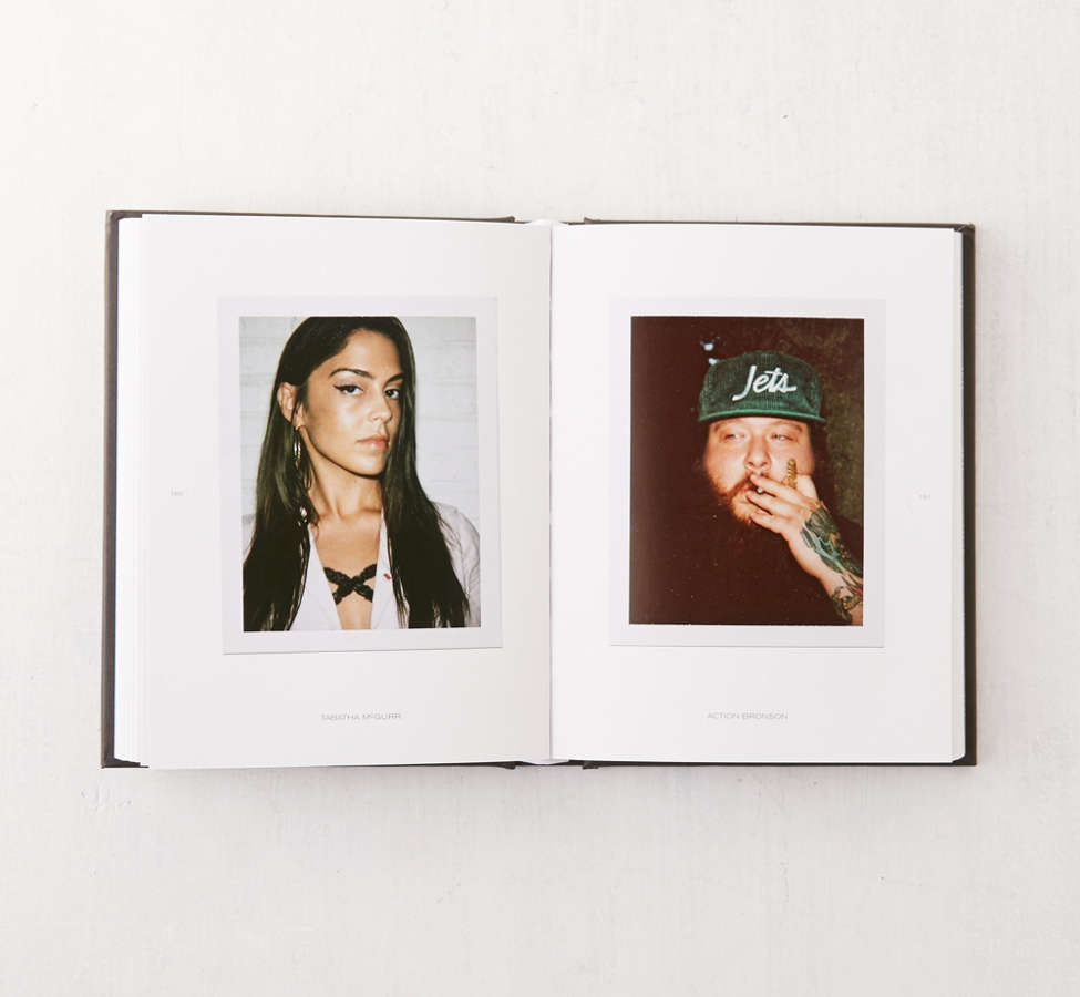 Slide View: 6: Big Shots!: Polaroids from the World of Hip-Hop and Fashion By Phillip Leeds