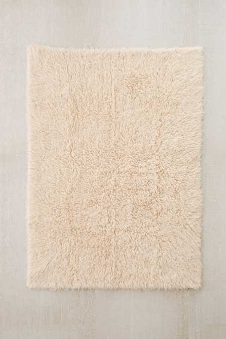Amped Shag Faux Fur Rug