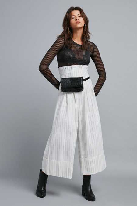 Style Mafia High-Rise Wide-Leg Pant
