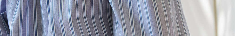 Thumbnail View 6: Cooperative Poplin Striped Off-The-Shoulder Dress