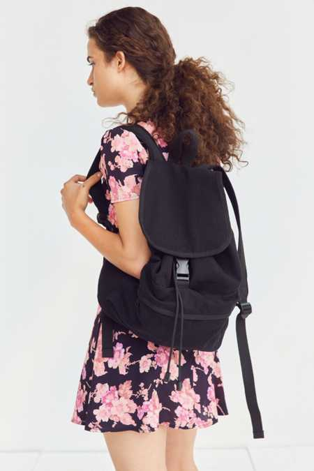 Classic Flap-Front Backpack