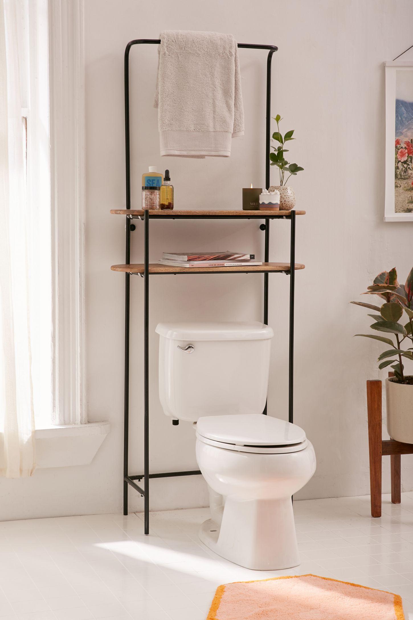 dorset bathroom storage shelf | urban outfitters