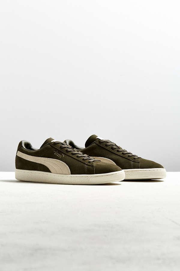 puma suede classic plus sneaker