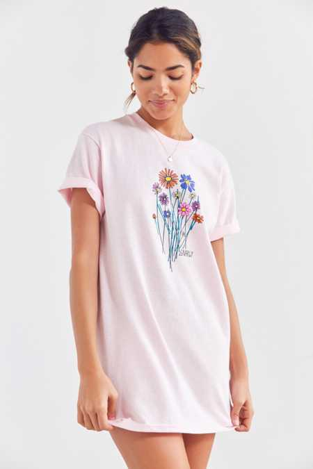 Gnarly Bouquet Short Sleeve Tee