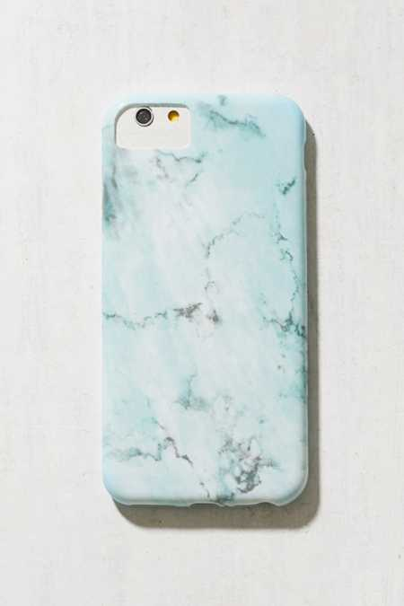 Mint Marble iPhone 6/7 Case