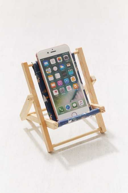 Smartphone Mini Lounge Chair