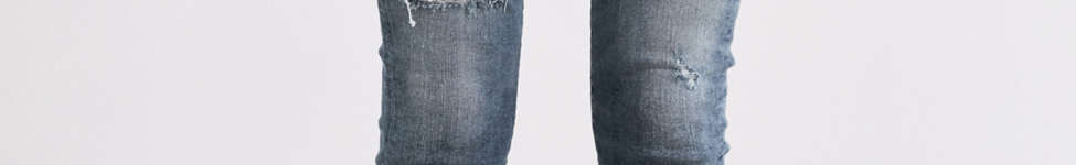 Thumbnail View 5: AGOLDE Sophie High-Rise Distressed Cropped Skinny Jean – Spell