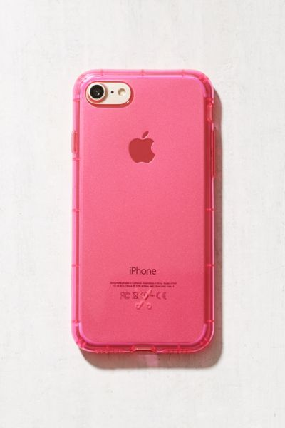 Philo Airshock iPhone 6/7 Case - Pink One Size at Urban Outfitters