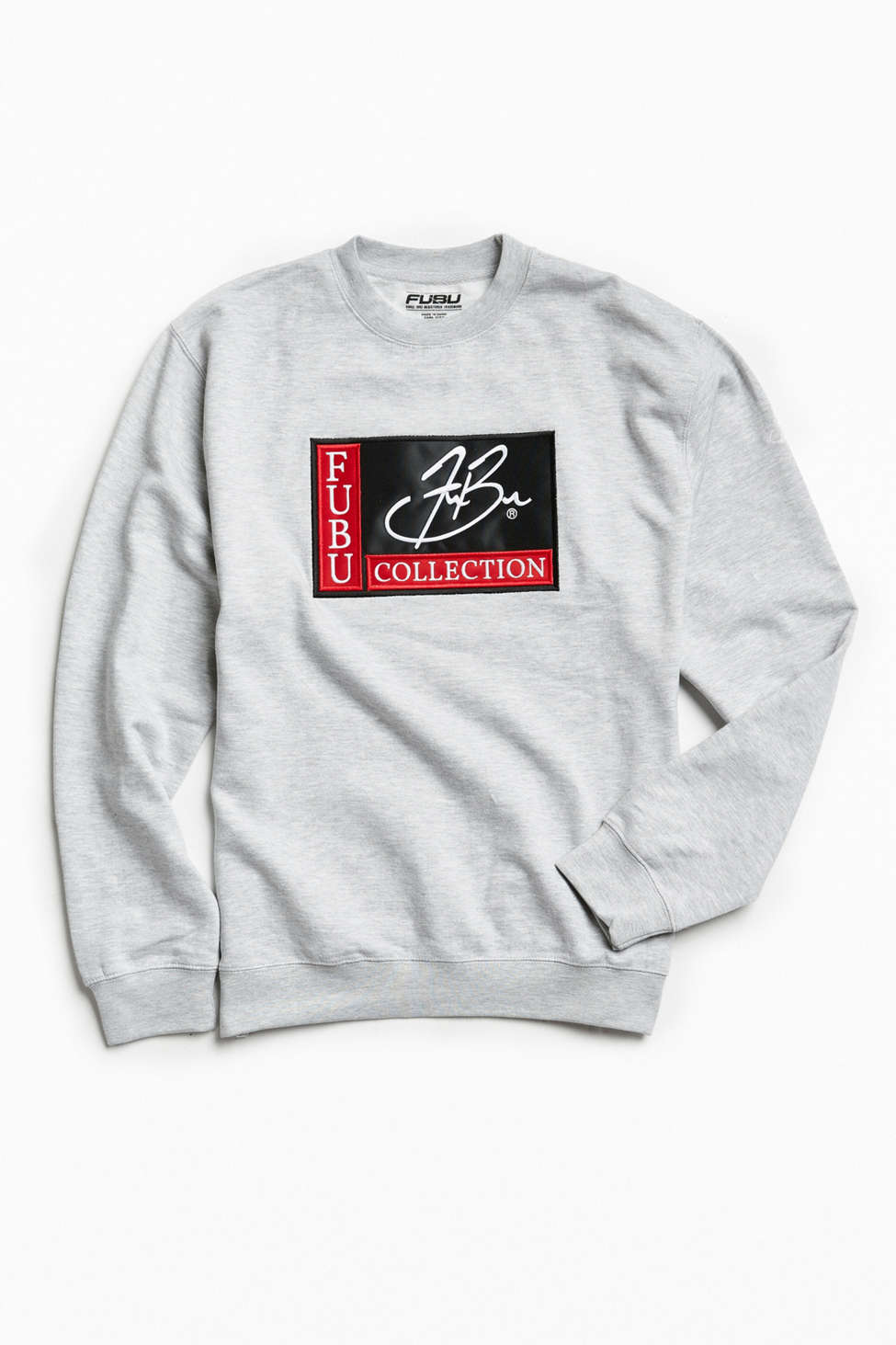 FUBU Embroidered Crew Neck Sweatshirt | Urban Outfitters