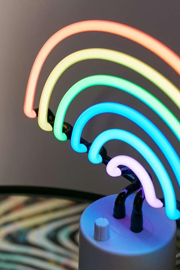 Neon Table Light