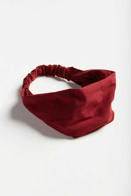 Cotton Wideband Headwrap
