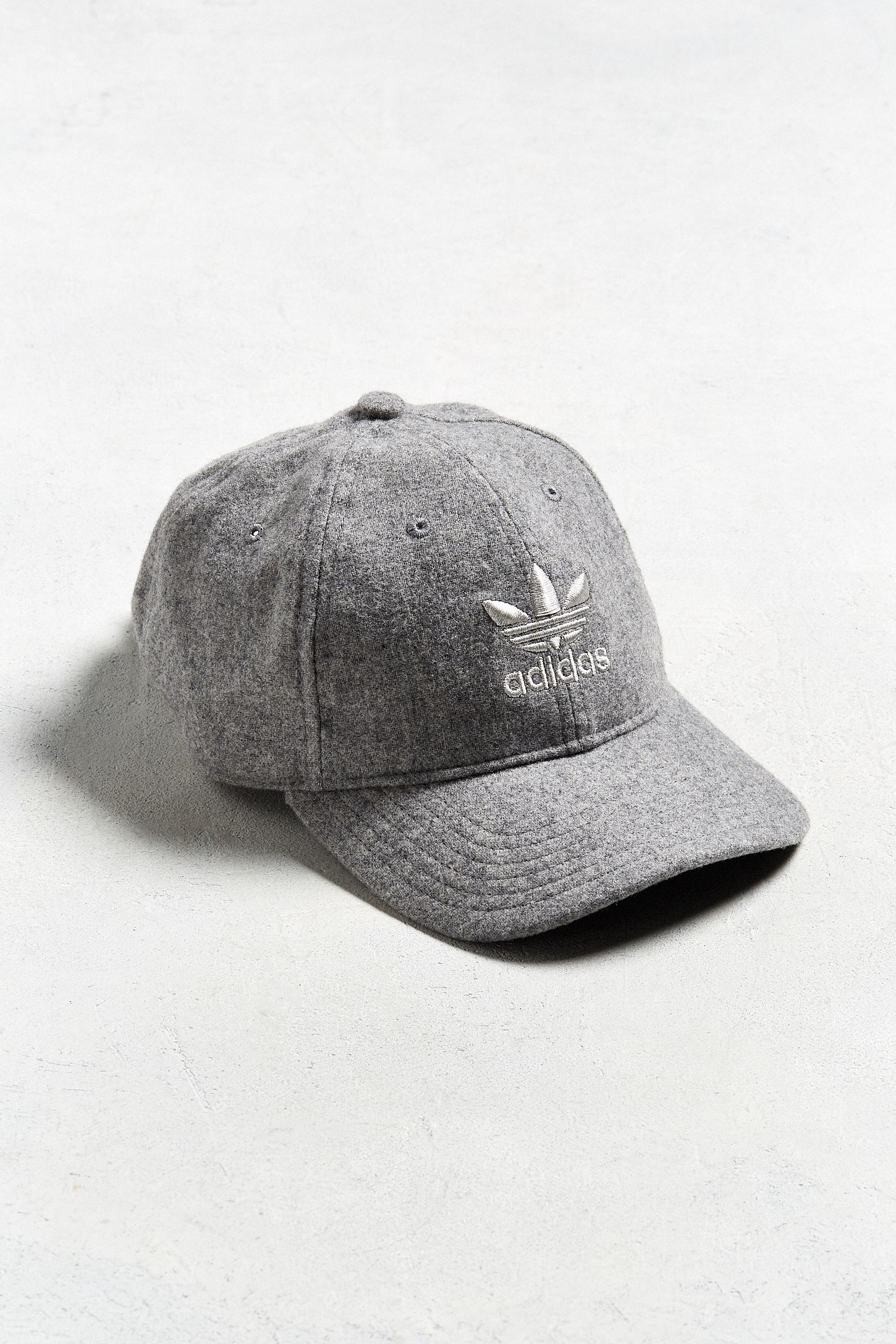 adidas Wool Relaxed Baseball Hat. Tap image to zoom. Hover to zoom. Double  Tap to Zoom f82e6cfa7c89