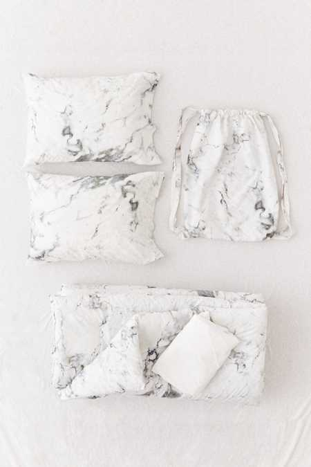 Marble Comforter Snooze Set