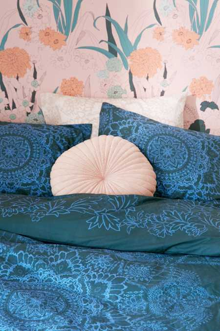 Kaye Medallion Duvet Cover