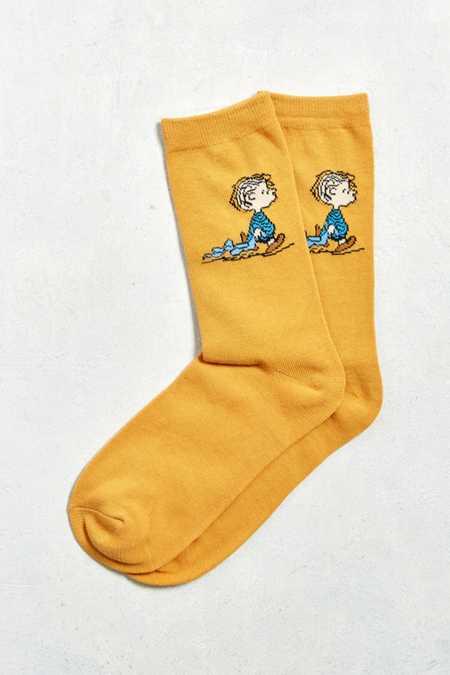 linus sock - Light Up Christmas Socks