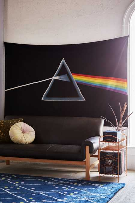 Pink Floyd Dark Side Of The Moon Tapestry