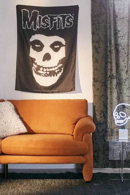 Misfits Poster Tapestry