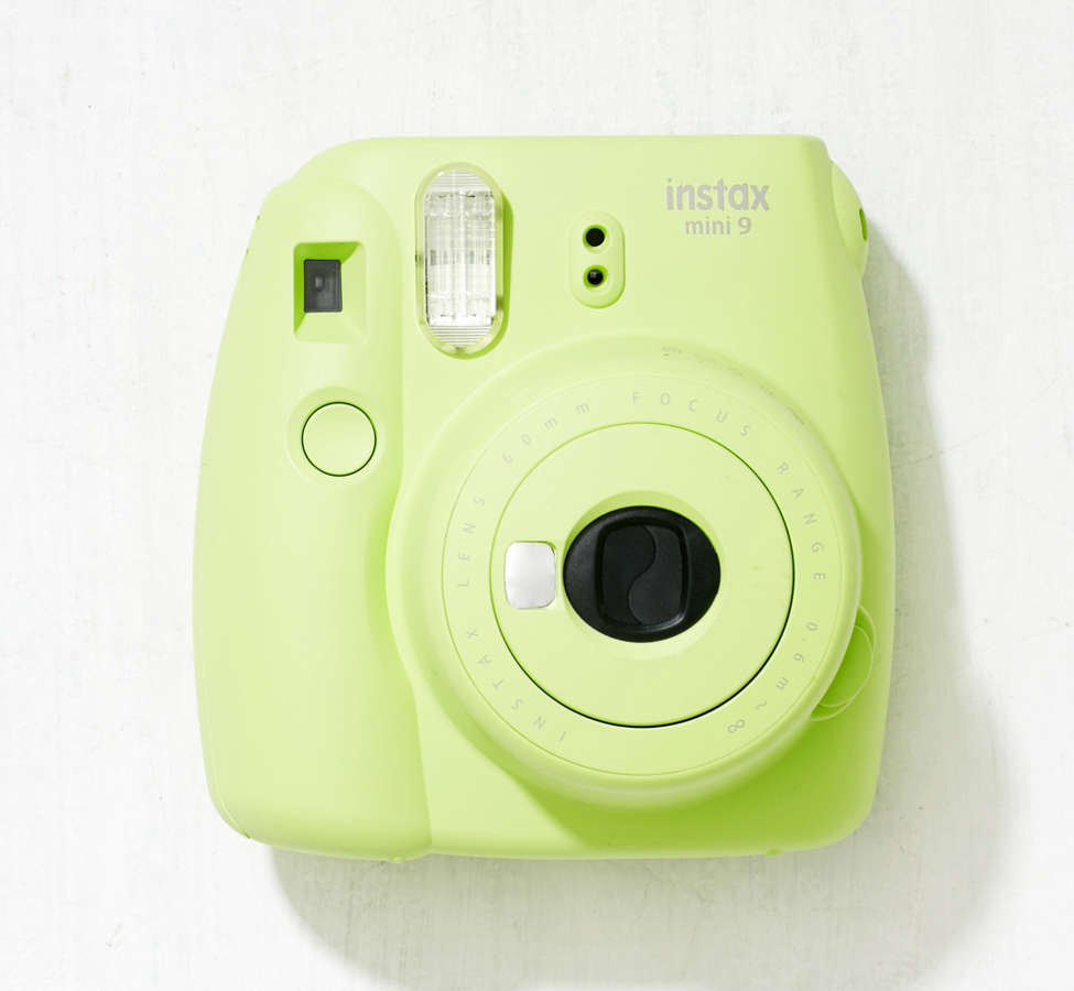Slide View: 2: Fujifilm Instax Mini 9 Instant Camera