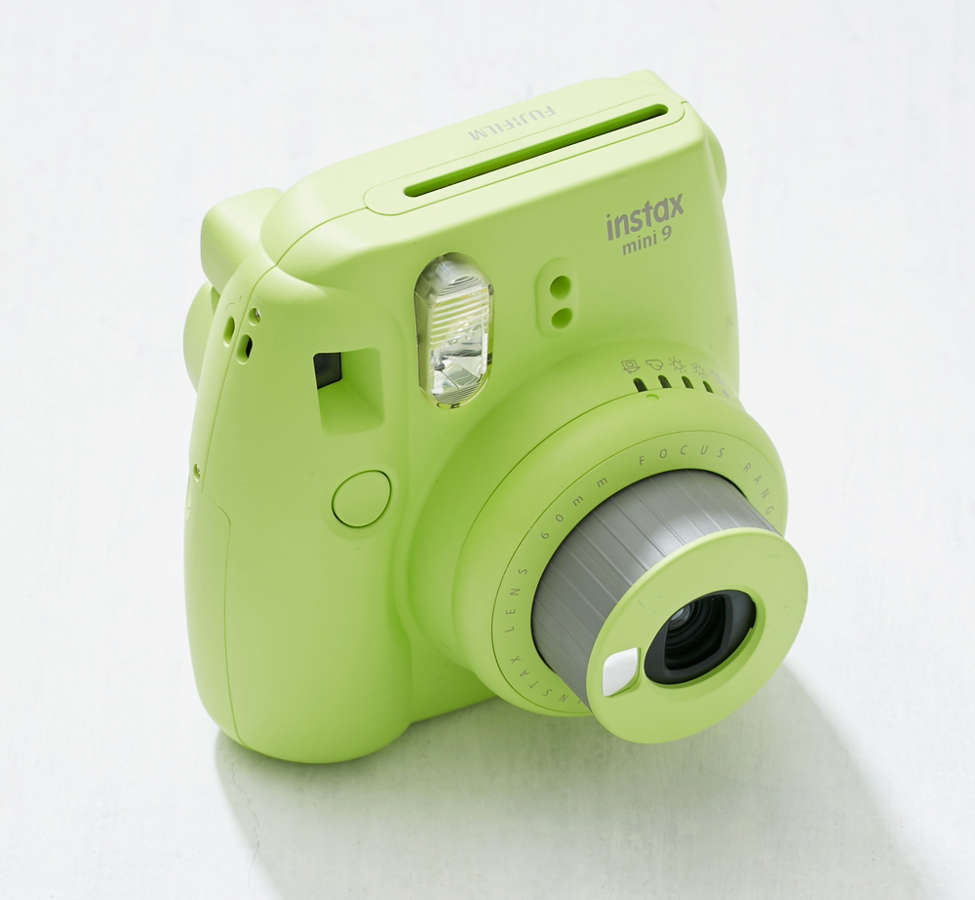 Slide View: 3: Fujifilm Instax Mini 9 Instant Camera