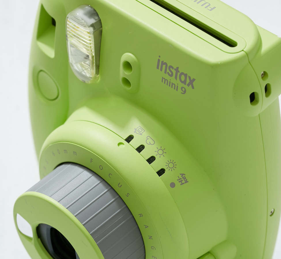 Slide View: 4: Fujifilm Instax Mini 9 Instant Camera