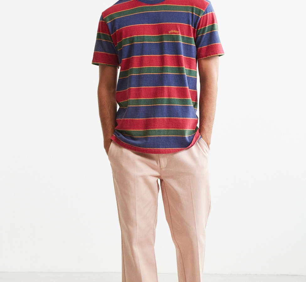 Slide View: 6: Shore Leave For Urban Outfitters Rory Cutoff Skate Pant