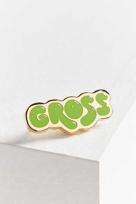 Big Bud Press Gross Pin