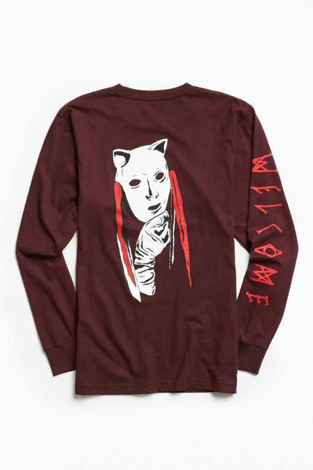 Welcome Audrey Long Sleeve Tee