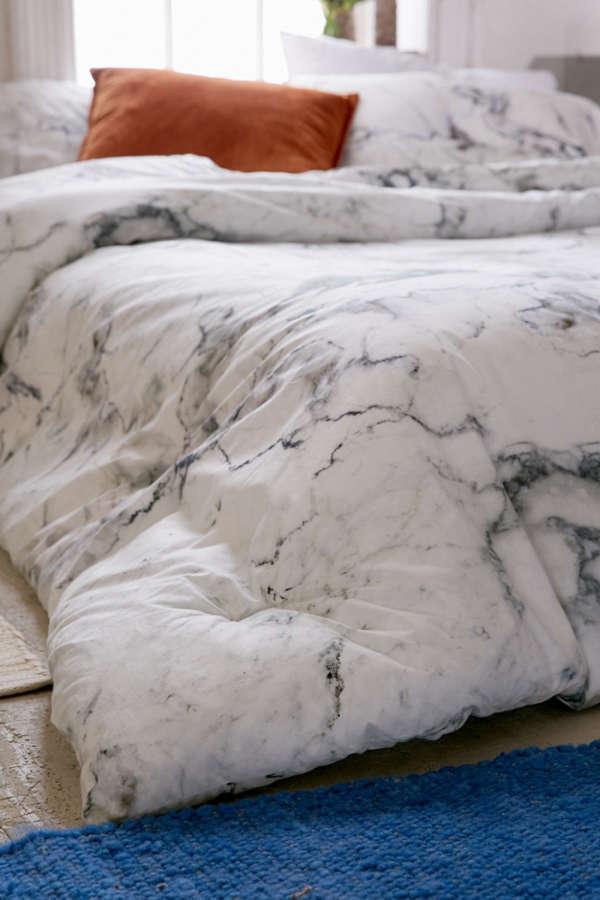 Slide View: 3: Marble Comforter