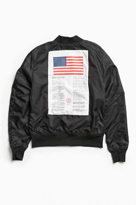 Alpha Industries Dragonfly Bomber Jacket