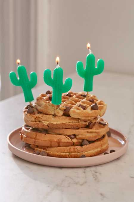 Sunnylife Cactus Party Candle Set