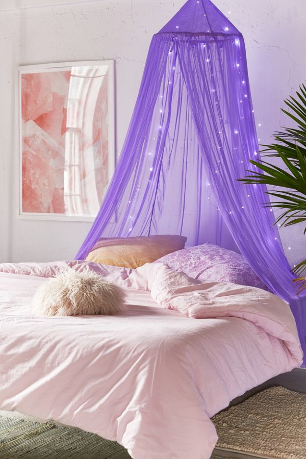 Mesh Bed Canopy Urban Outfitters