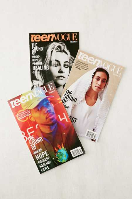Teen Vogue Volume II: The Music Issue