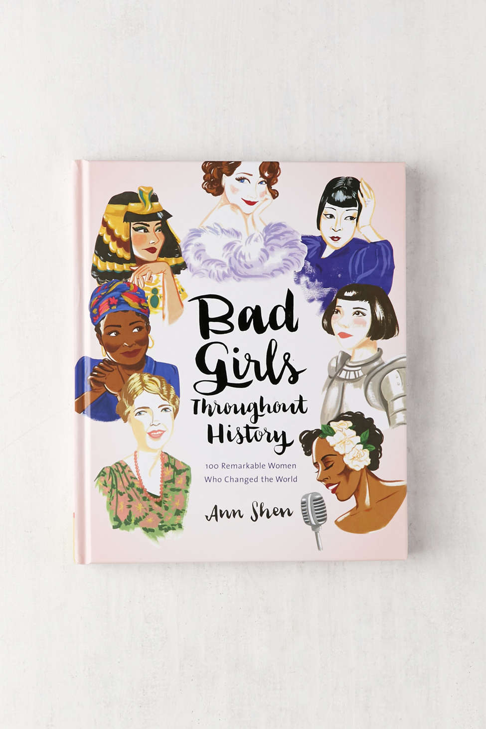 For bad girls who read books