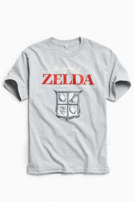 Legend Of Zelda Tee