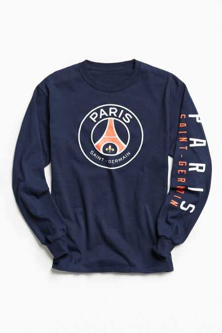 Paris St. Germain Long Sleeve Tee