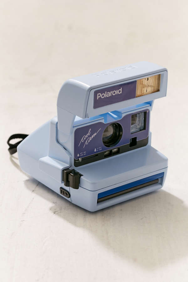 Impossible X UO Refurbished Cool Cam Polaroid 600 Instant Camera ...