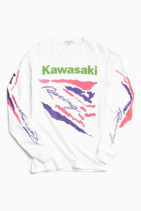 Kawasaki Racing Long Sleeve Tee