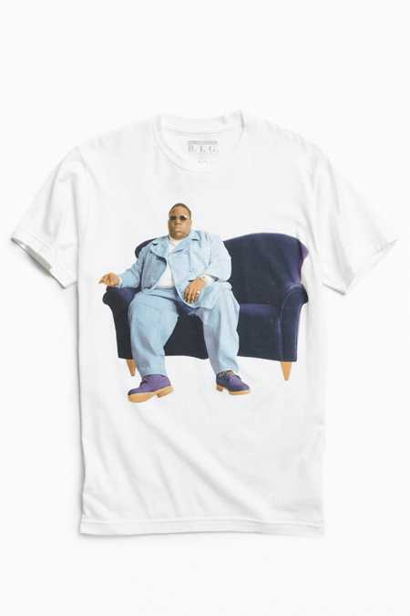 Biggie Couch Photo Tee