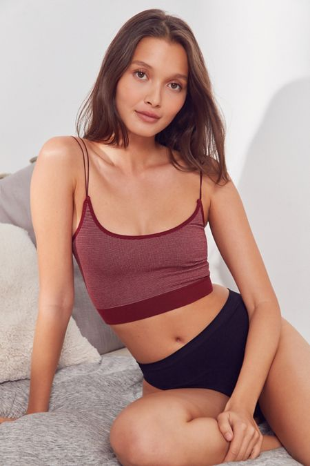 50e7779793 Out From Under Markie Seamless Cropped Cami. Quick Shop
