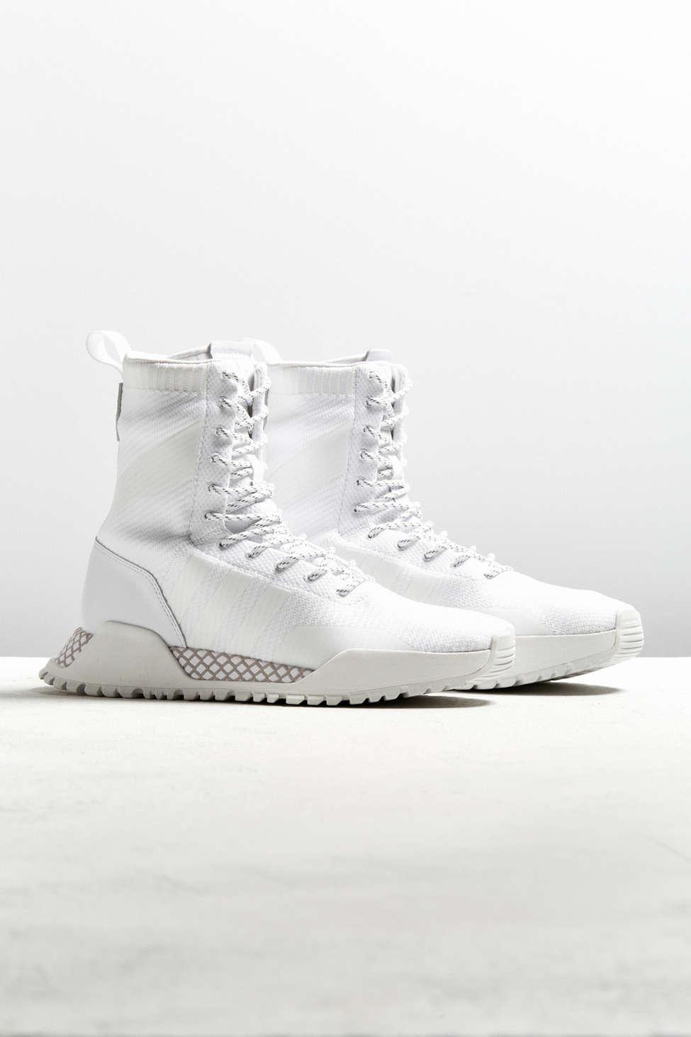 adidas af primeknit sneakerboot urban outfitters