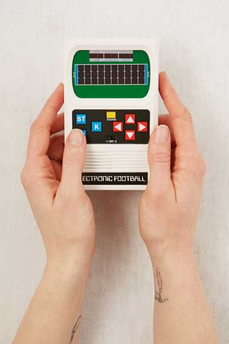 Classic Electronic Football Handheld Game